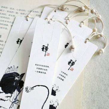 Bookmarks - Wisdom of Zen (Set of 8)