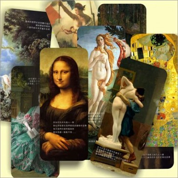 Bookmarks - Greatest Paintings of the World (Set of 10)