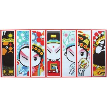 Peking Opera Face Painting