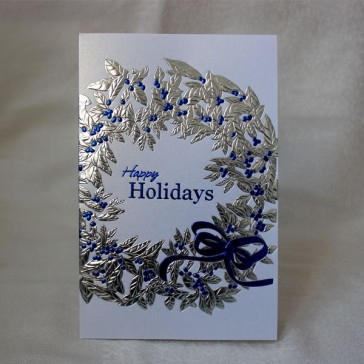 Happy New Year Greeting Cards #3 (Set of 5)