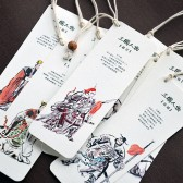 Bookmarks - Characters in Romance of Three Kingdoms (Set of 10)