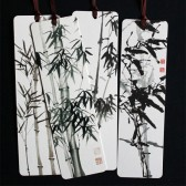 Bamboo Painting Bookmarks (Set of 4)