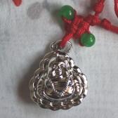 Silver Pendant - Buddha