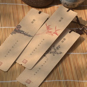 Three Friends of Winter Bookmarks (Set of 3)