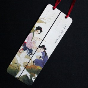 Female Chinese Poet Bookmarks (Set of 2)