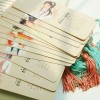 Bookmarks - 12 Beauties in Dream of the Red Chamber #1 (Set of 12)