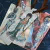 Guanyin Painting Bookmarks (Set of 6)