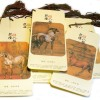 Bookmarks - Chinese Horse Paintings (Set of 8)