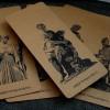 Bookmarks - Famous Sculptures (Set of 6)