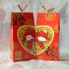 Bride and Groom Favor Boxes - Set of 2pcs (1 pair)