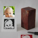 Custom Baby/Child/Kid Portrait Chop - Single Individual Face
